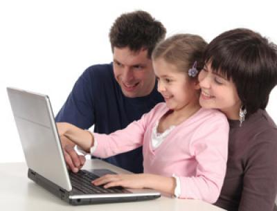 дети, компьютер