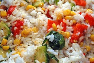 преимущества пропаренного риса